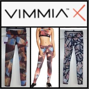 Vimmia Reversible Print Leggings